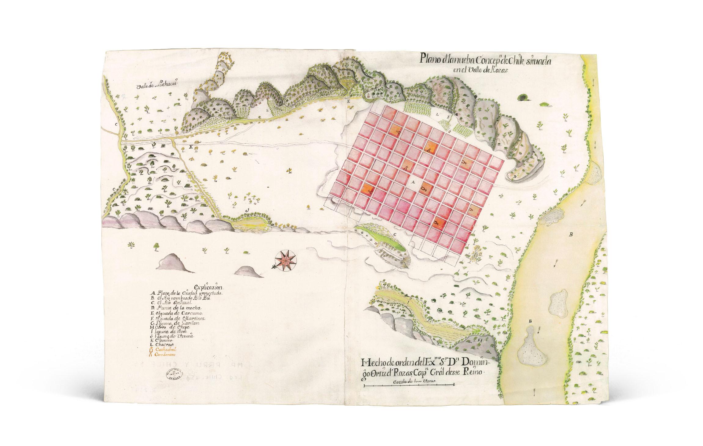 Mapas de Chile