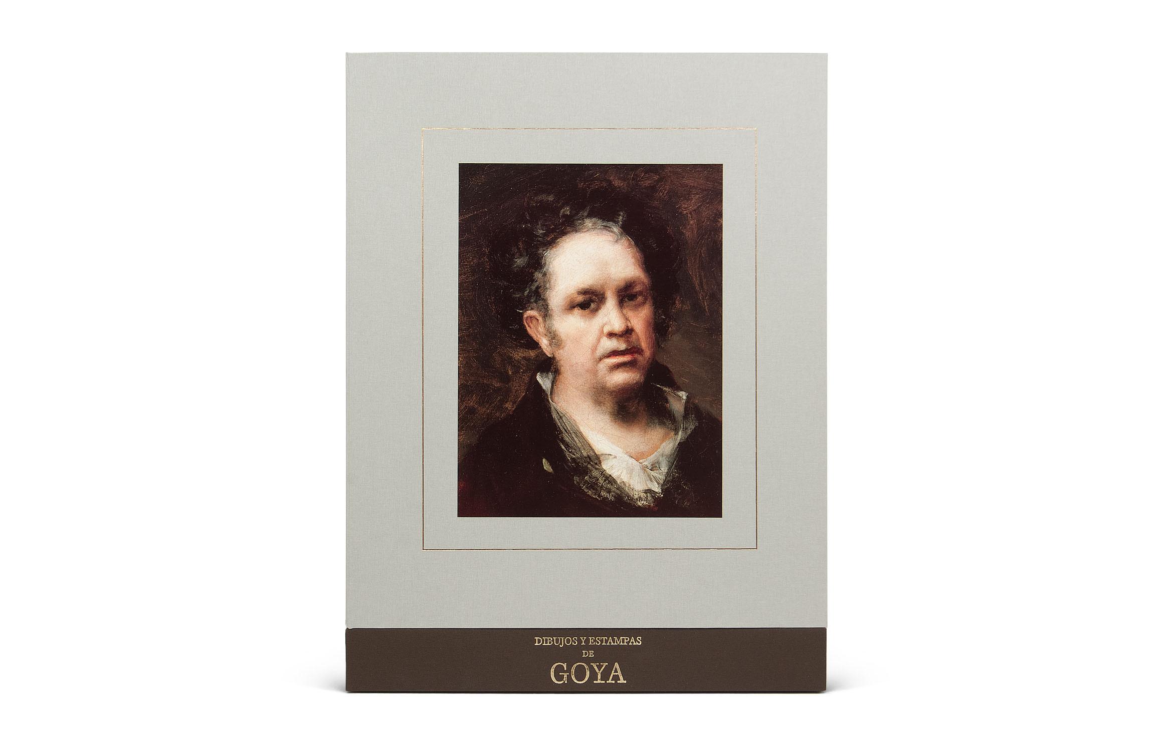 Dibujos y Estampas de Francisco de Goya
