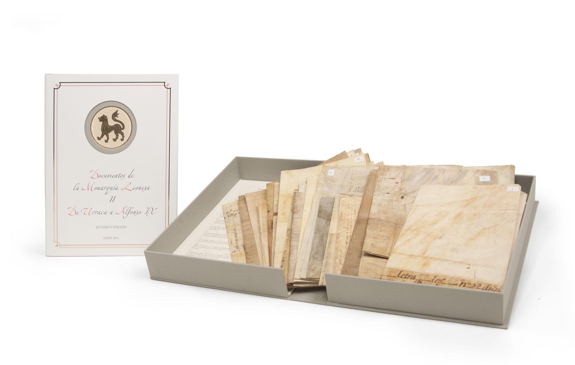 Documentos de la Monarquia Leonesa II