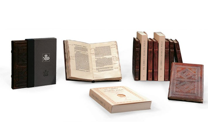 Libro de Marco Polo