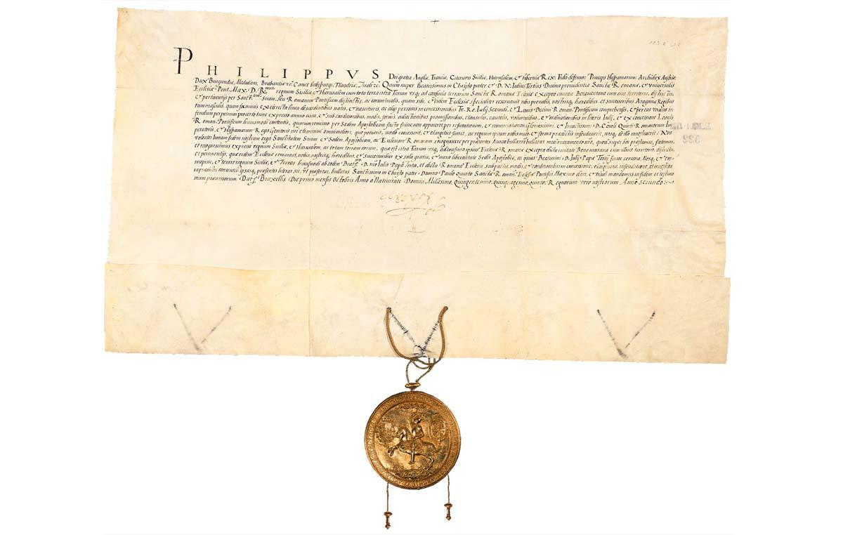 Juramento de fidelidad al Papa Paulo VI