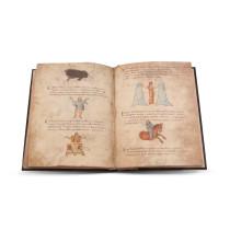 Facsímil Códice de Metz