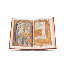 Facsíml Libro de Horas de Carlos V