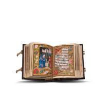 Facsímil Libro de Horas de Mencía de Mendoza