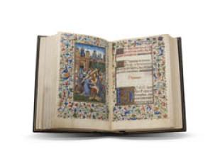 Facsimil Libro de Horas de Isabel la Católica