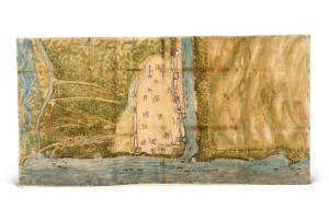 Mapa de Santo Domingo